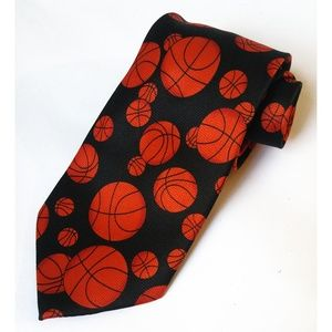 Beverly Hills Polo Club Basketball Tie Mens Sport